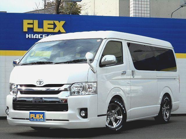 トヨタ 2.7 GL ロング ミドルルーフ ナビパッケージ