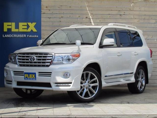 Photo of TOYOTA LAND CRUISER AX G SELECTION / used TOYOTA