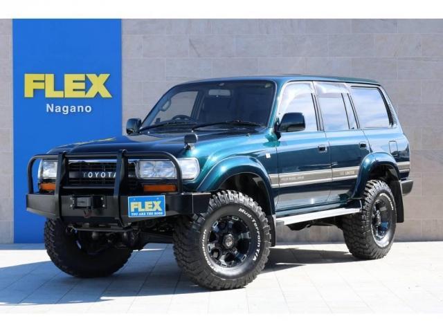 トヨタ 4.2 VX ディーゼルターボ 4WD