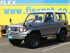 ランドクルーザー704.2 ZX ディーゼル 4WD フェンダーミラー ブラV