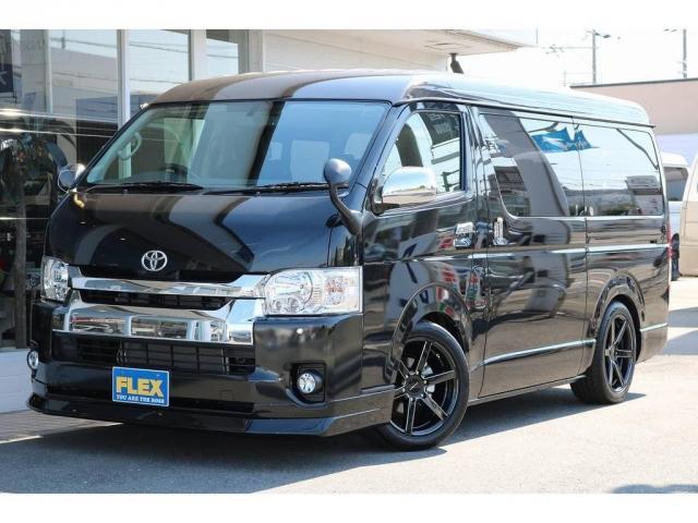 トヨタ 2.7 GL ロング ミドルルーフ シートアレンジST