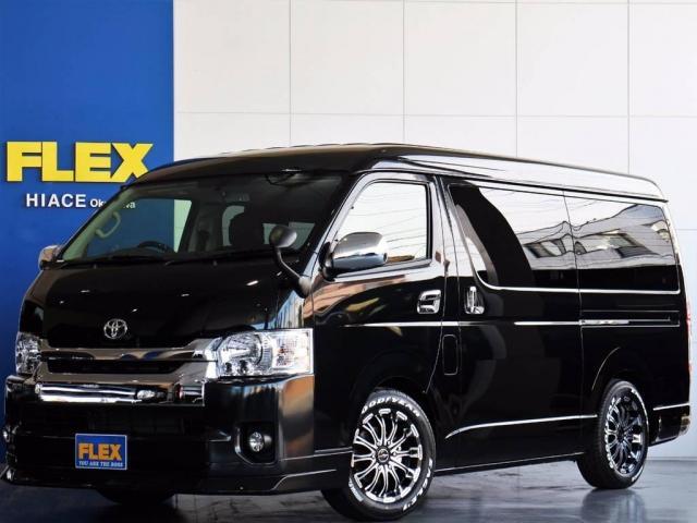 トヨタ 2.7 GL ロング FLEXアレンジSTラウンジ