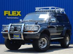 ランドクルーザー80VXリミテッド ディーゼルターボ 4WD 最終型5速MT
