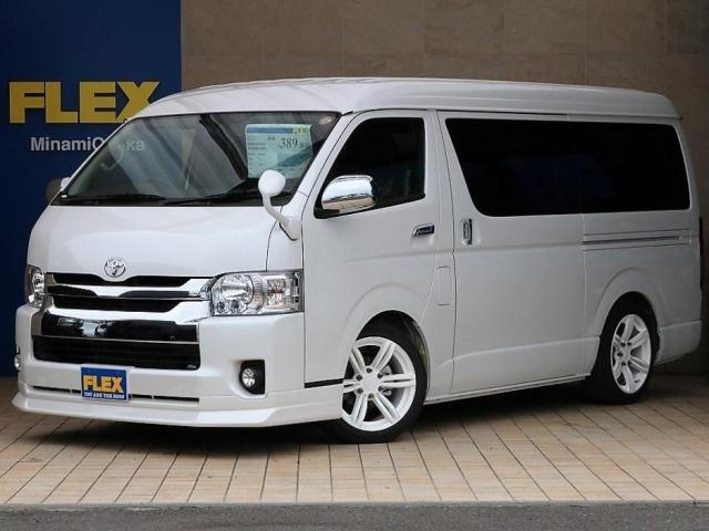 トヨタ 2.7 GL ロング ミドルルーフ シートアレンジVer2