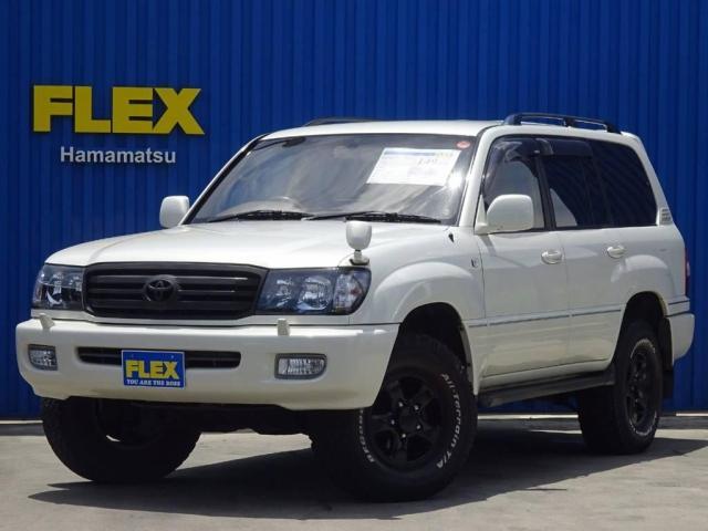 トヨタ 4.7 VXリミテッド 4WD 2インチリフトUP