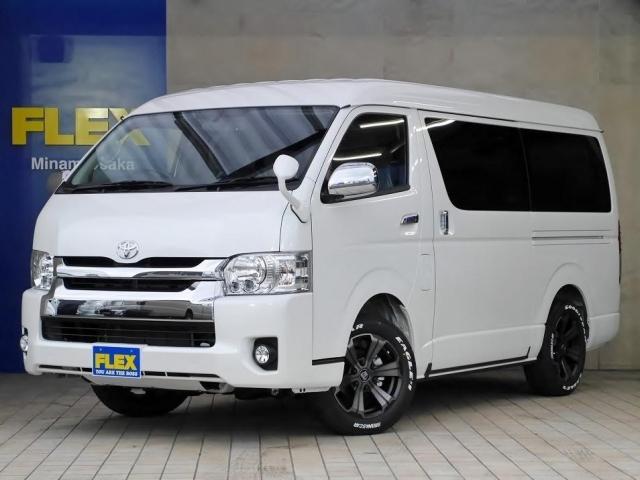 トヨタ 2.7 GL ロング ミドルルーフ 4WD アレンジST