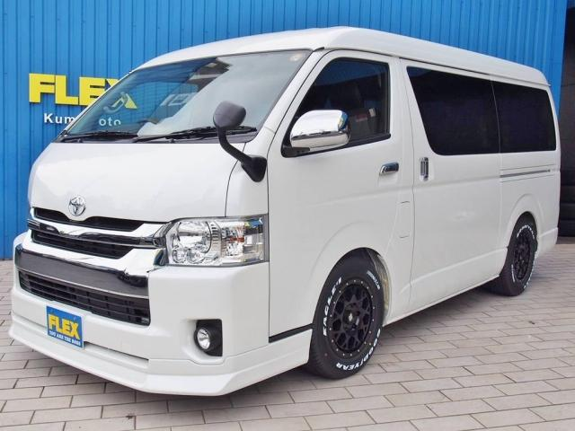 トヨタ 2.7 GL ミドルルーフ FLEXアレンジVer3,3