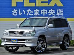 ランドクルーザー1004.7 4WD フルエアロ レグザーニ24AW