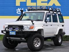 ランドクルーザー704.0 4WD ZEALリフトアップ 外装フルカスタム