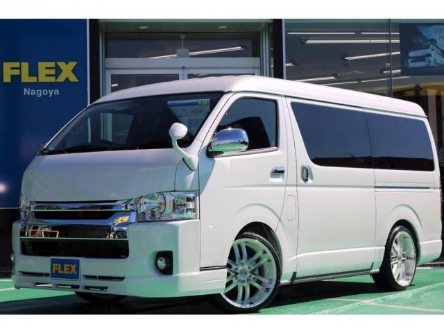 トヨタ 2.7 GL ロング ミドルルーフ 4WD