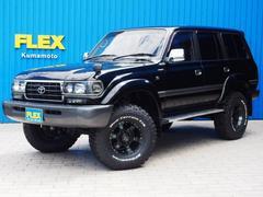 ランドクルーザー804.2 VX ディーゼルターボ 4WD 最終モデル 純正ブラ