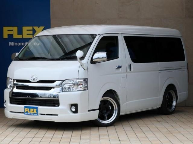 トヨタ 2.7 GL ロング ミドルルーフ アレンジA-S
