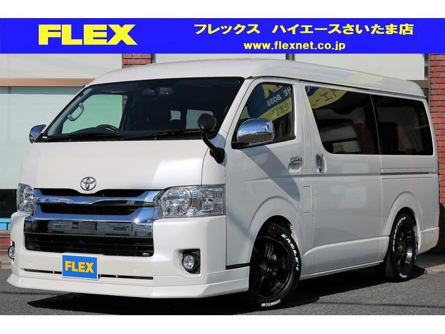 トヨタ 2.7 GL FLEXオリジナル内装レイアウト アレンジST