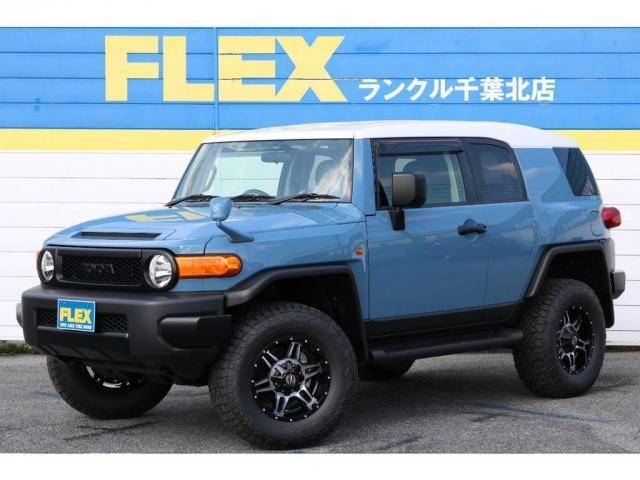 FJクルーザー(トヨタ) カラーパッケージ 中古車画像