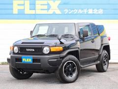 FJクルーザー4.0 ブラックカラーパッケージ 4WD 新車未登録