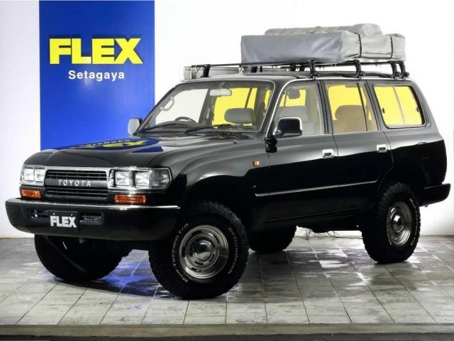 Photo of TOYOTA LAND CRUISER 80 VX LIMITED / used TOYOTA