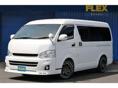 HIACE VAN LONG WIDE SUPER GL