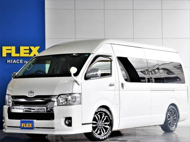 Photo of TOYOTA HIACE VAN SUPER LONG WIDE DX / used TOYOTA