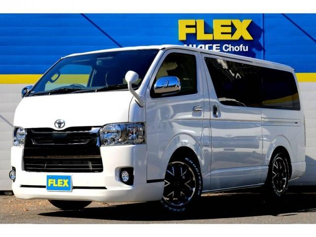Photo of TOYOTA HIACE VAN SUPER GL / used TOYOTA