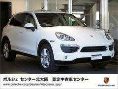 ポルシェ カイエンS ティプトロニックS 4WD 2012年モデル認定中古車保