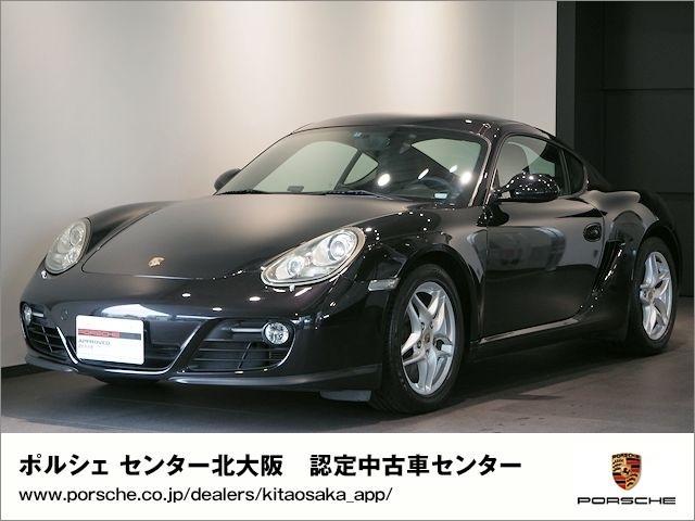 ポルシェ PDK 2009年モデル認定中古車保証1年