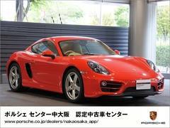 ポルシェ ケイマンPDK 2014年モデル認定中古車保証