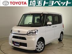 タントX SA 当社試乗車