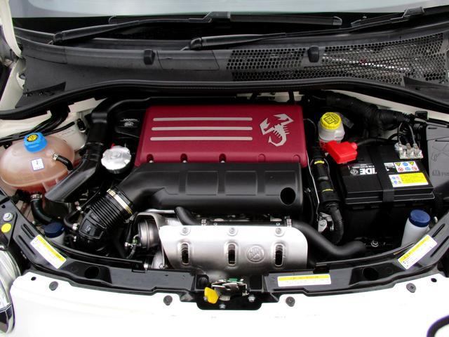 アバルト アバルト アバルト595 コンペティツィオーネ レコードモンツァ 5AT 新車保証継承