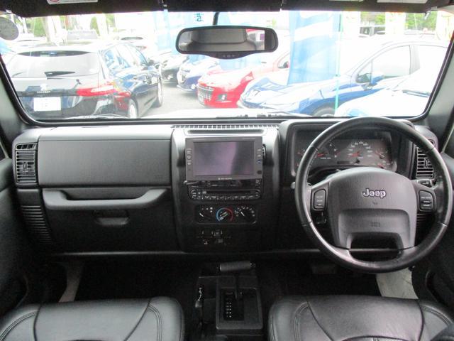 クライスラー・ジープ クライスラージープ ラングラー スポーツ パートタイム4WD 社外16AW リフトアップ