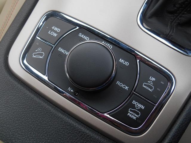 クライスラー・ジープ クライスラージープ グランドチェロキー 75th限定車 当社展示車 専用革シート 新車保証継承