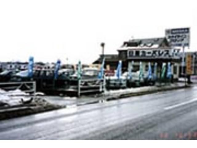 (株)日産サティオ福島 日産カーパレス会津の店舗画像