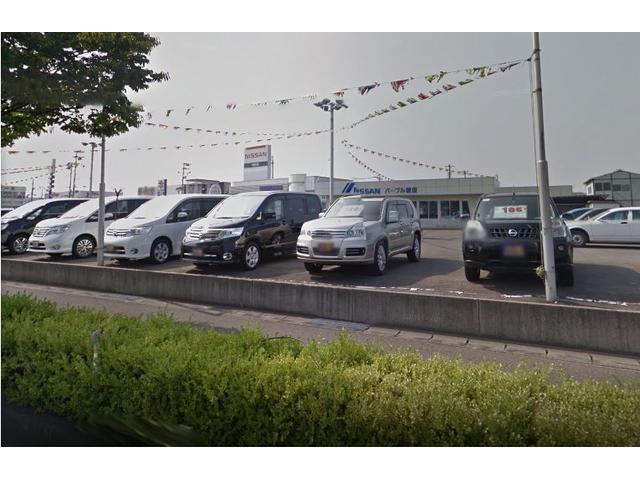 福島日産自動車(株) パープル鎌田の店舗画像