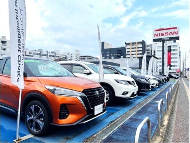 [福岡県]福岡日産自動車(株) 博多カーランド