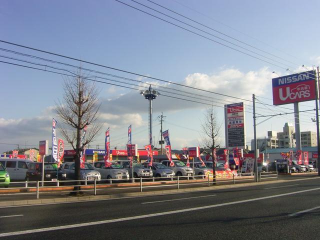 [福岡県]福岡日産自動車(株) カーパレス苅田