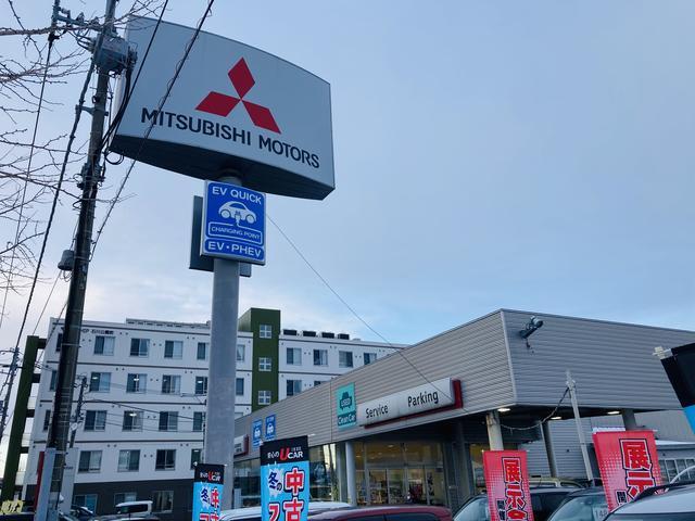 函館中央三菱自動車販売(株) クリーンカー石川15の店舗画像