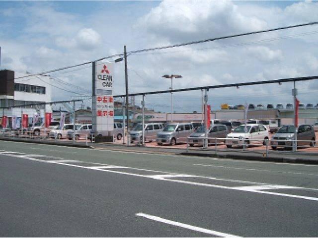 [熊本県]熊本三菱自動車販売(株) クリーンカー熊本