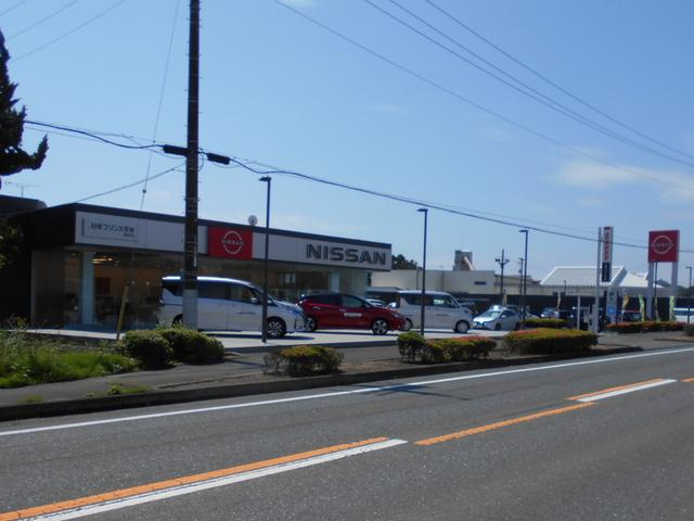 [茨城県]日産プリンス茨城販売(株) 高萩中古車センター