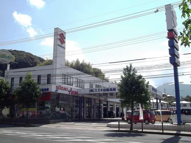 (株)スズキ自販長崎 スズキアリーナ時津