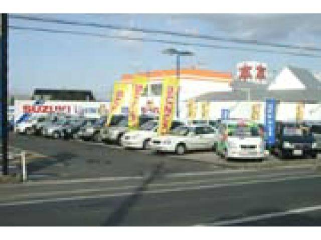 (株)スズキ自販島根 スズキアリーナ斐川の店舗画像