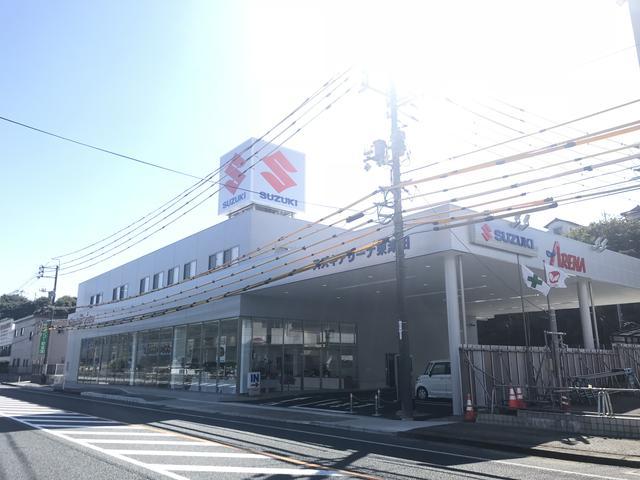 (株)スズキ自販島根 松江店の店舗画像