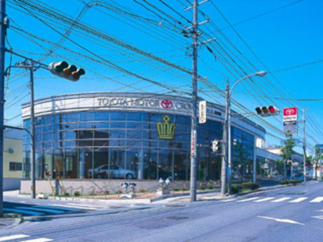 青森トヨタ自動車株式会社 根城店の店舗画像
