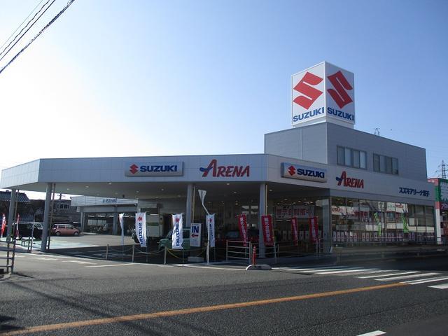 [鳥取県](株)スズキ自販鳥取 米子店 / U's STATION米子