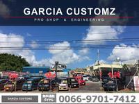 沖縄の中古車販売店ならPRO SHOP GARCIA
