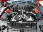 エンジン、ラジエター、タービン、インタークーラー取付