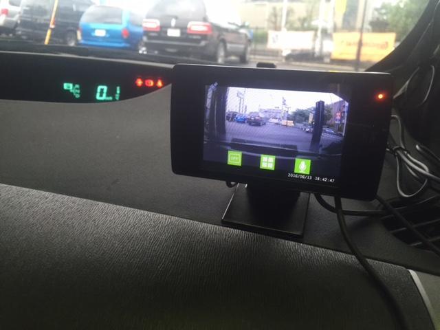 ドライブレコーダー・レーダー・ナビゲーション・オーディオ取付