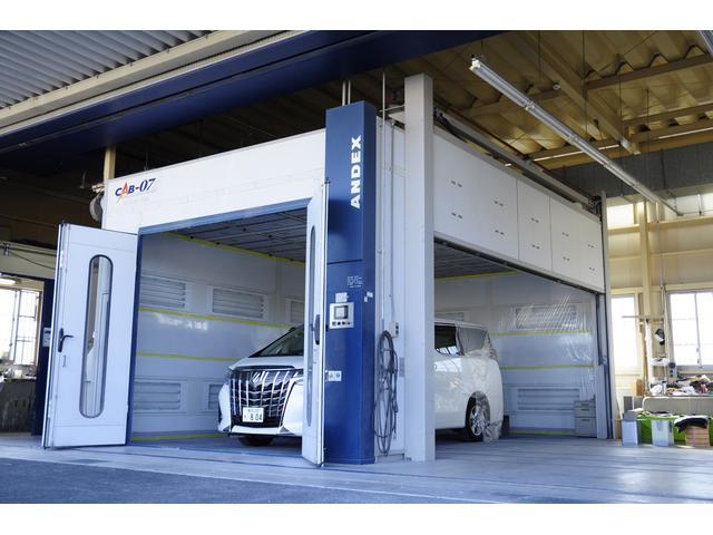 鈑金塗装工場も完備☆事故・トラブル時の対応もお任せください☆自動車保険へのご加入もぜひ当社へ!