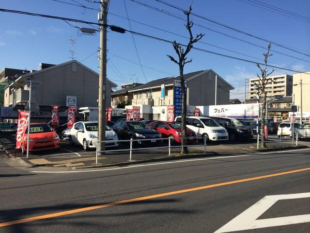 ウェバー(西川モータース)の店舗画像