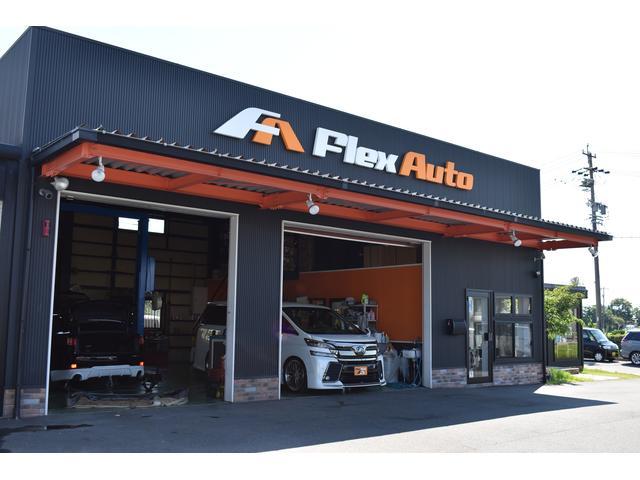 フレックスオートは「自社整備工場」も併設完備ですのでご購入後のアフターフォローもご安心下さい!!