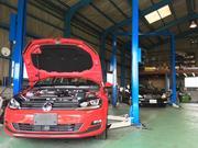 輸入車の修理の事なら当社へなんでもご相談下さい!