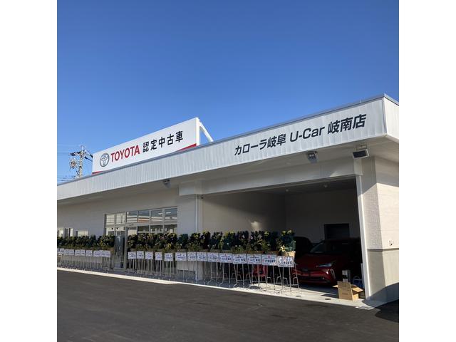 [岐阜県]トヨタカローラ岐阜 U−Car各務原店
